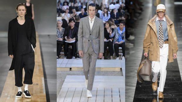 Tendances mode homme printemps 2018