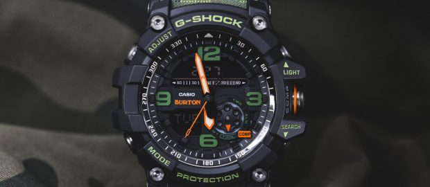 Montre camouflage militaire GSHOCK