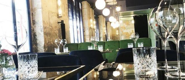 Les Foodies, Une décoration classe et moderne, à l'image de la cuisine