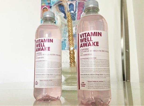 Les boissons VITAMIN WELL pour les Hommes Actifs !