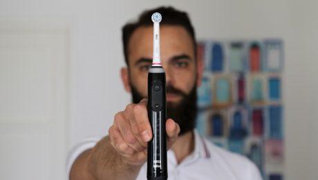 Oral-b genius 9000 black brosse à dents électriques