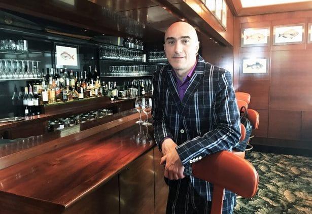 Rencontre avec Mr Minchelli du restaurant Le Duc