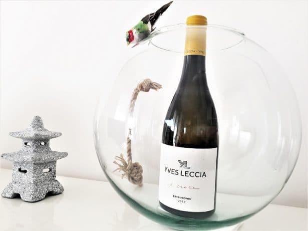 Yves Leccia - Patrimonio - Vin blanc