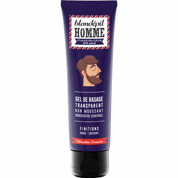 Gel de rasage Blondépil