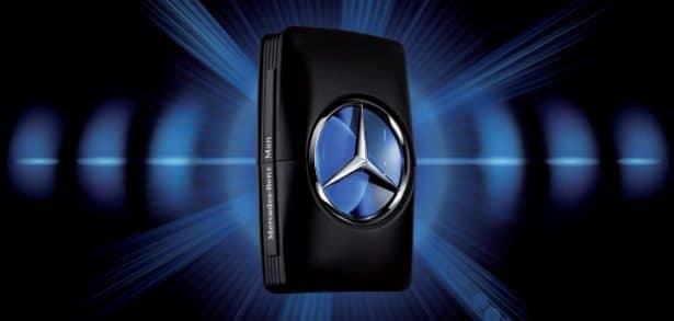 Flacon eau de toilette Mercedes-Benz