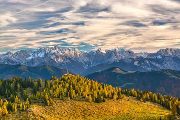 Découvrez les Alpes l'été !
