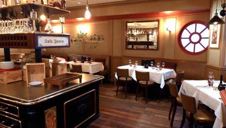 Café Jamin - Crédit photo lesrestos.com