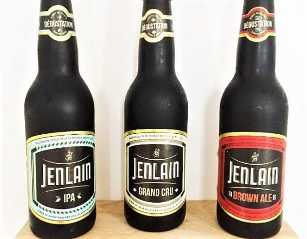 De la bière pour la fraîcheur et au sacré caractère ! Jenlain