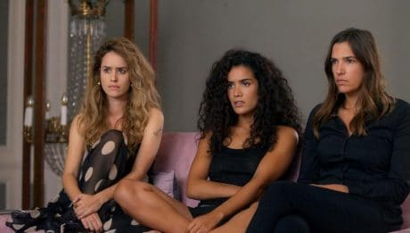 Film Demi-Soeur, 3 filles et 1 appartement