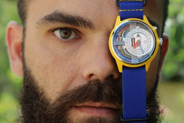 The Electricianz Montre The Cable Z