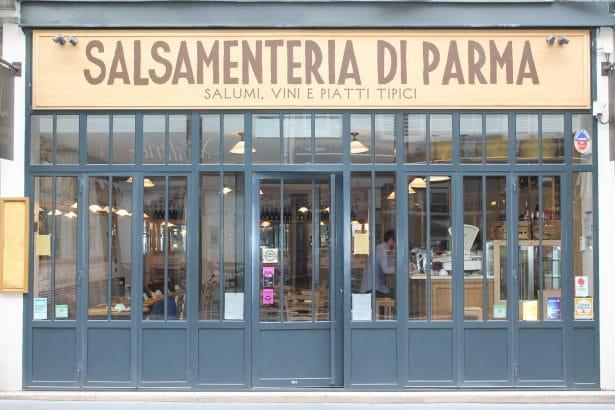 Restaurant La Salsamenteria Di Parma - Paris