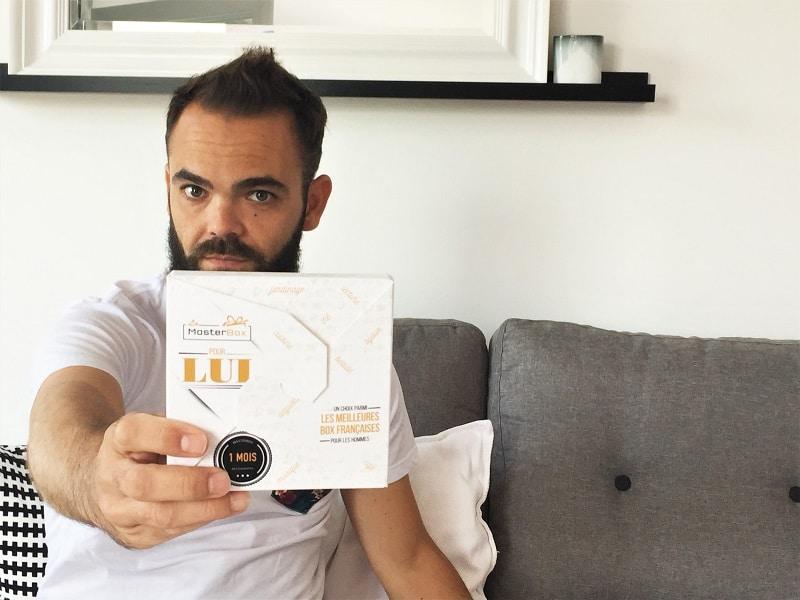 les meilleures box homme offrir. Black Bedroom Furniture Sets. Home Design Ideas