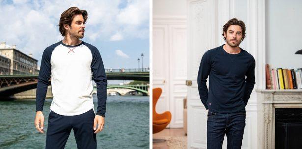 pyjama-homme-slip-francais-t-shirt