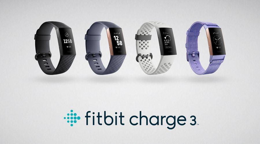 Fitbit Charge 3, bracelet et coach électronique