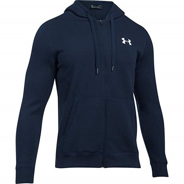 Sweat Rival Fitted Under Armour pour homme