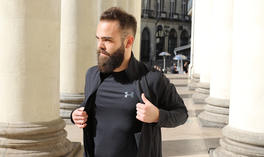 Prêt à faire tomber la veste Under Armour