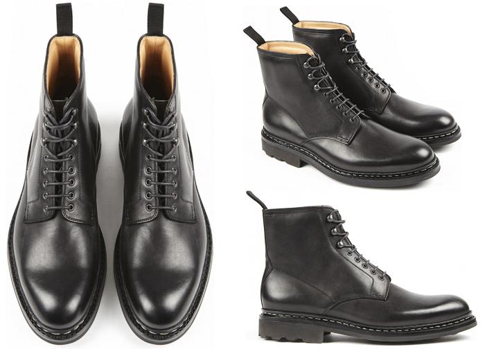 Boots Hetre à 550€ - à découvrir sur heschung.com