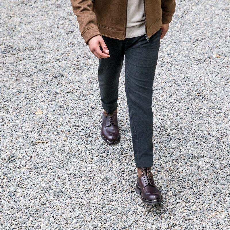 Heschungchaussures la Boots gamme haut de à française BoxeCd