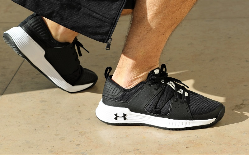 Test des Chaussures Under Armour Showstopper 2.0 - modèle ultra confortable