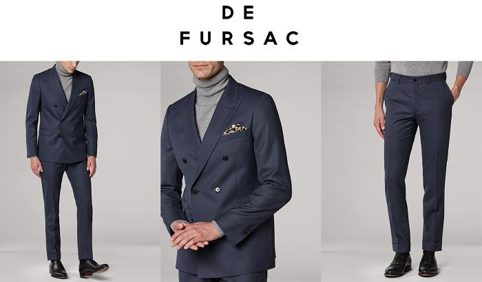 Costume De Fursac - haut de gamme abordable