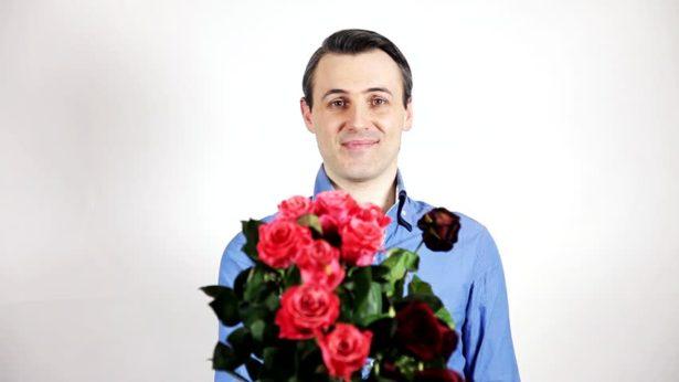 Offrir des roses !