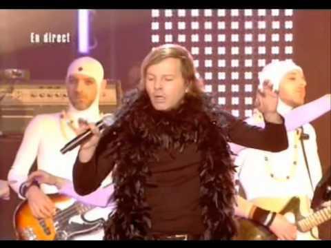 Philippe Katerine aux Victoires de la musique