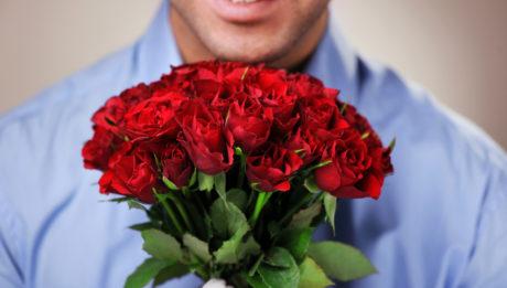 À quelle occasion offrir des roses rouges?