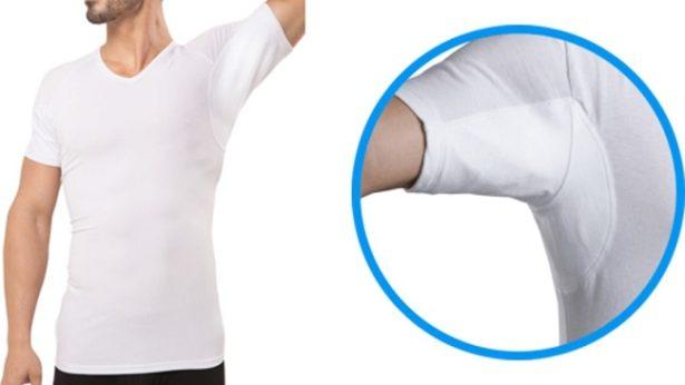 eviter-taches-transpiration-tshirt-aisselles