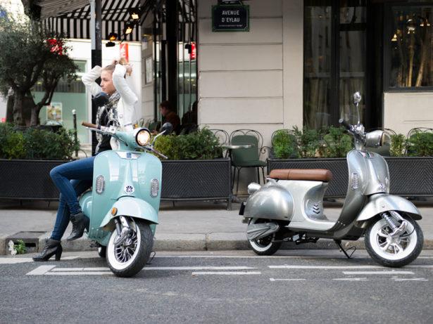 Scooters électriques 2twenty