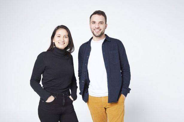 Marie Nguyen et Antoine Coulaud, les fondateurs de WeDressFair