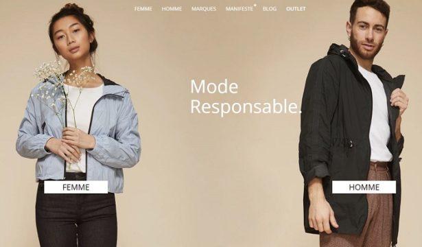 WeDressFair mode responsable homme + femme