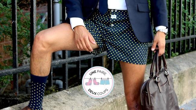 Une Paire Deux Coups : Redonnez vie aux sous-vêtements masculins !