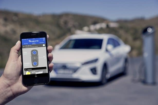 new-voiture-hyundai-ioniq-application