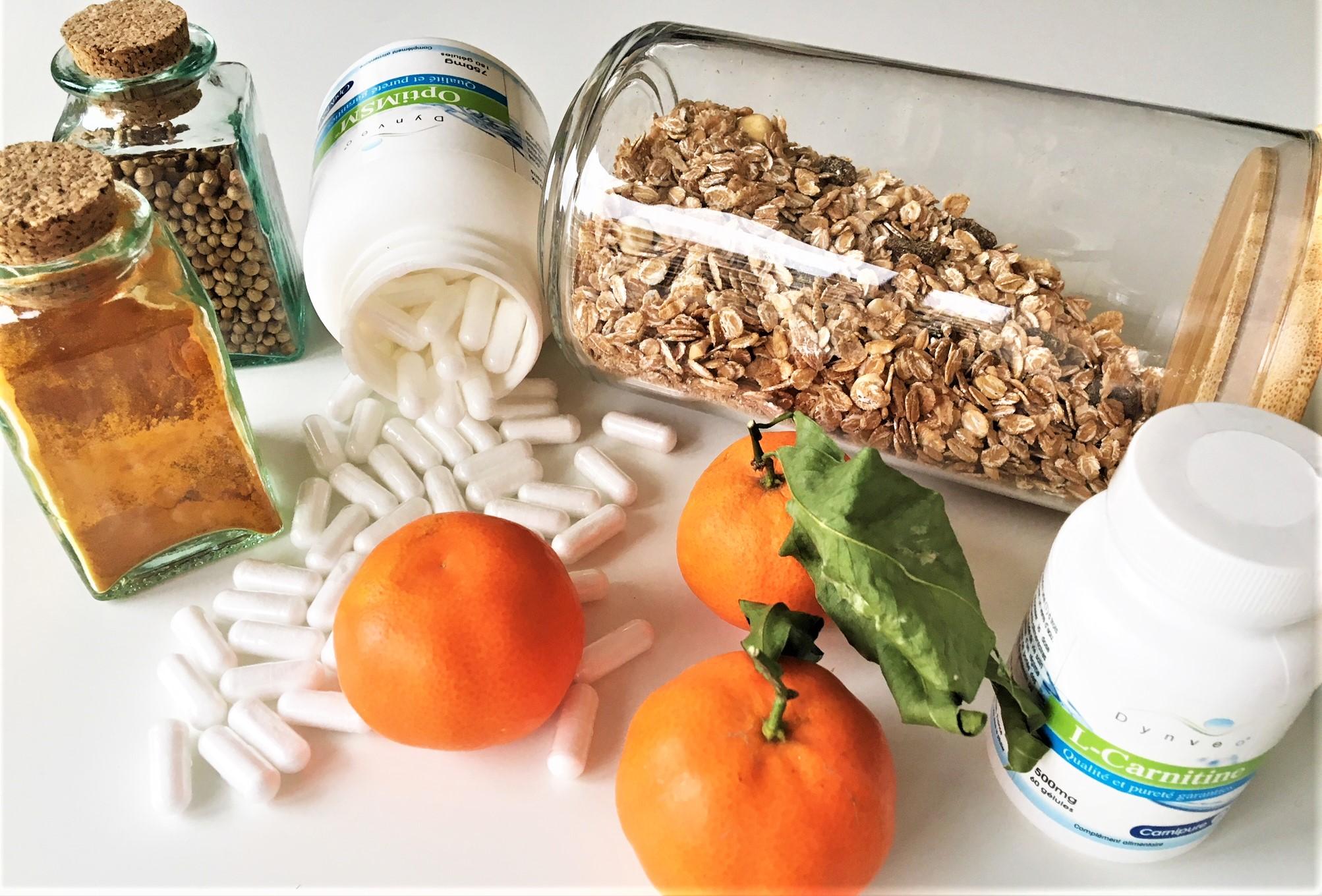 Compléments alimentaires naturels Dynveo, laboratoire français