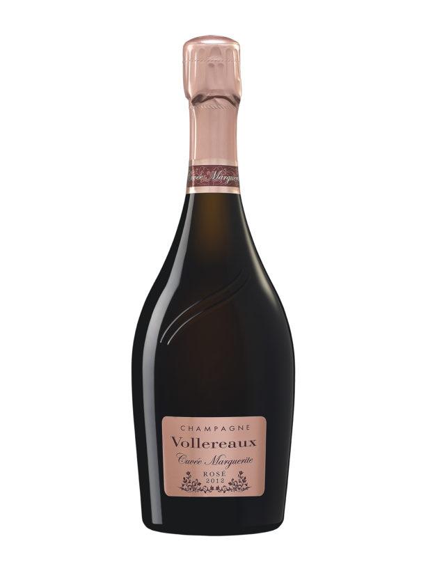 Premier rosé millésimé Champagne Vollereaux