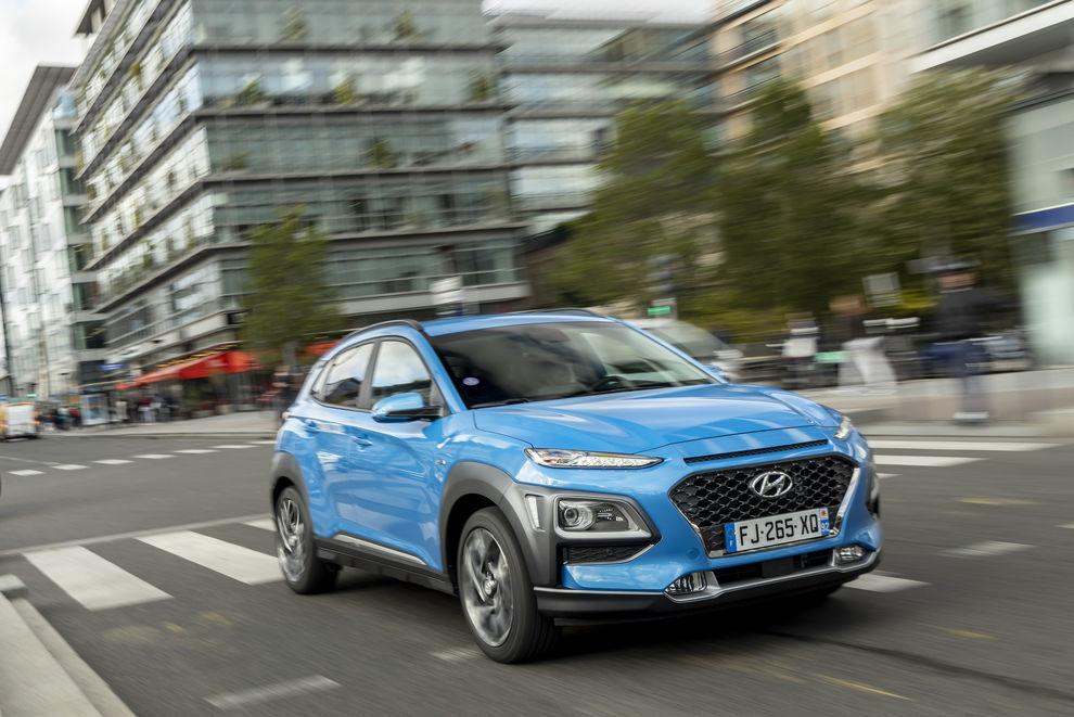 Test et avis Hyundai KONA hybrid