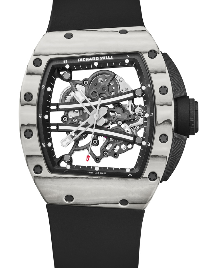 Richard Mille // Nouvelle RM 61-01 Ultimate Edition Yohan Blake