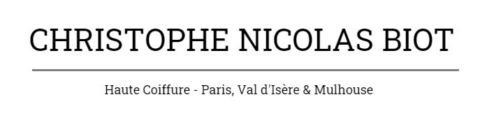 Christophe Nicolas Biot