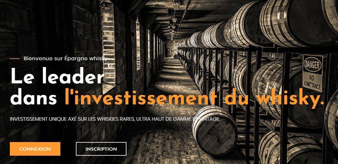Epargne whisky
